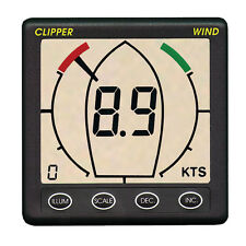 Clipper Anemometer Wind Speed and Direction Instrument with Masthead Transducer