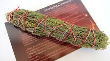 Juniper Smudge Stick 8 inch Smudging Reiki Healing Ceremony Wicca Ritual