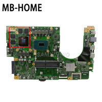 For ASUS VivoBook Pro 15 N580G N580GD X580GD X580G Motherboard GTX1050 i5-8300H