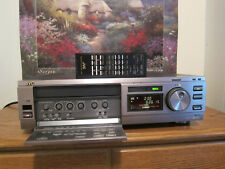 JVC BR-S378U SVHS vcr player recorder w/remote