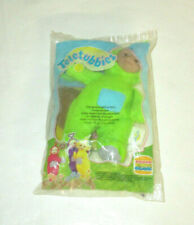 Clip On Teletubbies Green Burger King  Puppet Sealed