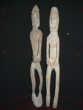 Asmat Statues- Irian Jaya