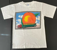 VINTAGE 1995 The Allman Brothers Band Eat A Peach For Peace Tour T-Shirt S 90s
