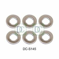 BMW 730 D (E38)184HP Bosch Common Rail Diesel Injector Washers / Seals Pack of 6