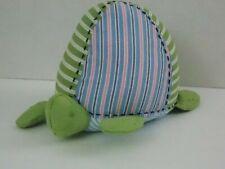 Pbk*Pottery Barn Kids ~ Fabric Patchwork Turtle Plush * Crinkle Feet