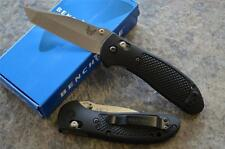 Benchmade 553 Griptilian Folding Knife w/ Axis Lock & Tanto Point Blade