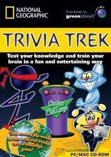 Greenstreet National Geographic Trivia Trek (PC), NEUF