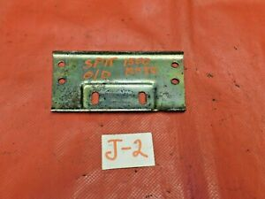 Triumph Spitfire 1500, Overdrive Transmission Rear Mounting Plate to Frame, !!