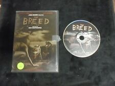 """USED DVD Movies """"The Breed""""    (G)"""