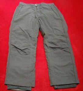 Obermeyer Mens Size XL Gray Ski Snowboard Snow Pants Style Lava