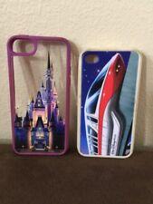 2 Vintage Disney I Phone/I Pod Cases Limited Release Purple Cinderella Castle