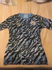 Manchester city Training Top Football Shirt 20-21 - Mens Medium
