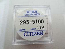 Citizen Capacitor MT621 Eco Drive Watch B110M, B117M, E000M E010M 295-51 295.51