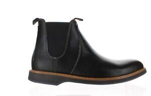 Cole Haan Mens Morris Black Olive Ankle Boots Size 13 (1982321)