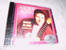 Ricky King-pays des rêves CD-OVP