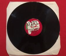 QIX CHOCOLATE CHICKEN PROBE RECORDS PRO25 1995 TECHNO G+ VINYLE 33T LP