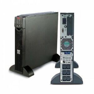 APC Smart-UPS RT1000 UPS AC 220 240V 700Watt RS-232 6 Output SURT1000XLIM