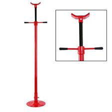 1 Ton 2000lbs Height Adjustable Steel Under Hoist Lift Jack Support Stand