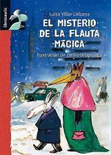 El misterio de la flauta mágica (Librosaurio) (Spanish Edition)-ExLibrary