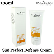 Sunscreen Cream SPF50 Hava Zingboim Opti Sun Demi Make-Up Anti Aging 3.4oz 100ml