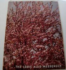 Vintage , Louis Allis Messenger, March/April 1945 Illustrated