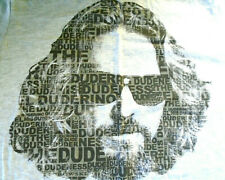 THE BIG LEBOWSKI Dude ABIDE T-Shirt NEW WITH TAGS Size M