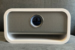 Brookstone Big Blue Audio Wireless Bluetooth Speaker - WHITE