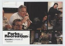 2013 Press Pass Parks and Recreation Seasons 1-4 28 Telethon Non-Sports Card 2a1