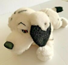 Disney 101 Dalmatians Dipstick Dog Puppy Plush Stuffed Blue Collar