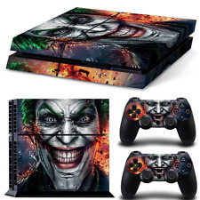 Joker 250 Vinly Skin Sticker Cover for Sony PS4 Slim PlayStation 4 SLIM