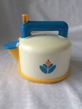 Vintage Fisher Price Fun With Food Whistling Tea Kettle Teapot 2113 VTG