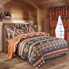 Oriental Mandala Doona/Quilt/Duvet Cover Set Double/Queen/King Size Bedding Set