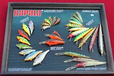 rapala collector-tres rare-lot 4
