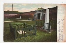 Usa, Charleston S.C., Fort Moultric, Grave of Oceola Indian Chief Postcard, A790