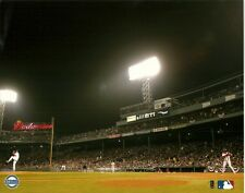 2004 WORLD SERIES 8x10 Boston Red Sox vs Cardinals FENWAY PARK @NIGHT Game Photo