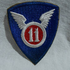 Original WW 2 US Army 11th Airborne Shoulder Patch,Unused, NICE!