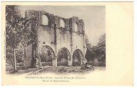79 - cpa - MENIGOUTTE - Ancienne abbaye des Châteliers