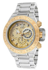 Invicta 10146 Subaqua Noma IV Sport Chronograph 18k Gold-Tone SS Men's Watch