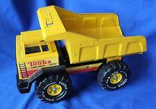 Tonka Mighty Dump Truck Prototype Used in the 1983 catalog shoot pre-production