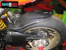 ducati 848 1098 1198 carbon fibre rear hugger longer version
