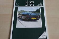 152606) Jaguar XJ 220 XK 120 - Jag Mag 10/1992