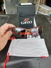 GIRO Cycling Glasses Rose Silver Matte Olive Green