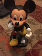 Mickey Mouse vintage novelty Telephone By Tyco