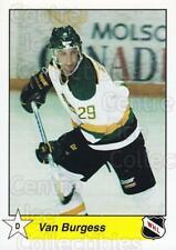 1993-94 Prince Albert Raiders #3 Van Burgess