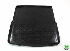 SKODA SUPERB  ESTATE 2015-up  Tailored Boot tray liner car mat Heavy Duty SK302