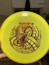 discmania instinct Silver Cup 19 Used One Round No Ink