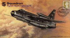 AV600 5 Squadron EE / BAC Lightning F6 XR773 RAF unsigned cover