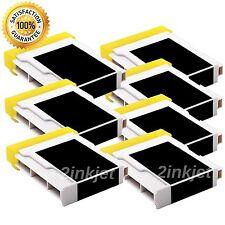 7 NEW BLACK Printer Ink for Brother LC51BK MFC-230C MFC-240C MFC-440CN MFC-465CN