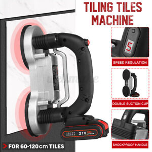 Handheld Tile Machine Automatic Leveling Machine Tile Vibrator Tiler Machine New