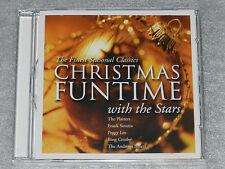 CHRISTMAS FUNTIME - Finest Classics - 20 Tracks - Crosby/Platters/Sinatra - NEU